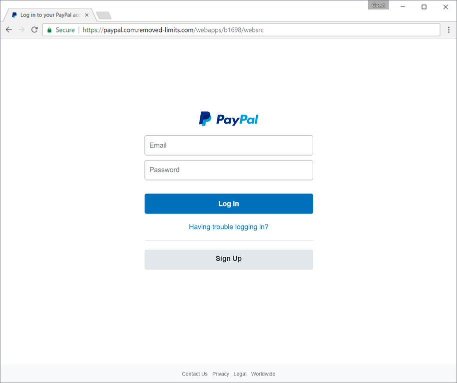Request Refund PayPal | PROTECT YOUR ONLINE REPUTATION